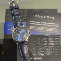 Panerai Luminor Due Titane 38mm Bleu