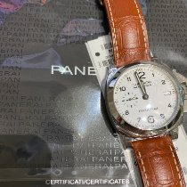 Panerai Luminor Marina 1950 3 Days Automatic Otel 42mm Alb Arabic