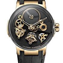 Ulysse Nardin 1766-176 Новые Желтое золото 44mm