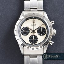 Rolex Daytona Steel 37mm Grey No numerals