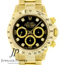 Rolex 16528 Yellow gold 1993 Daytona 40mm pre-owned