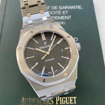 Audemars Piguet Royal Oak Selfwinding 15400ST.OO.1220ST.02 2012 pre-owned