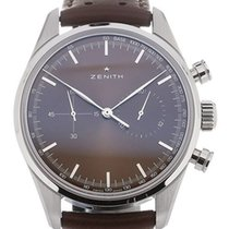 Zenith El Primero Original 1969 Steel 38mm Brown No numerals United States of America, Texas, Houston