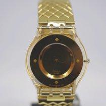 Swatch Kunststoff 34mm Quarz SFK184A neu