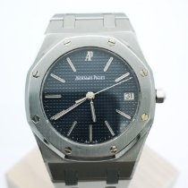 Audemars Piguet Royal Oak Ocel 36mm Šedá Bez čísel