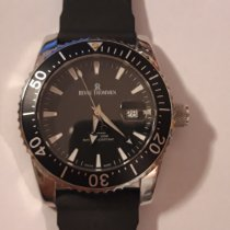 Revue Thommen Steel 45mm Automatic Diver pre-owned