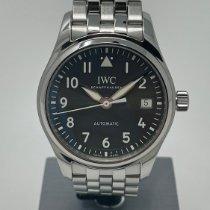 IWC Pilot's Watch Automatic 36 Steel 36mm Grey Arabic numerals United States of America, Virginia, Virginia Beach