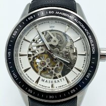 Maserati Steel 46mm Automatic 8821110003 pre-owned