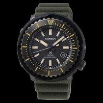 精工 Prospex SSC543P1 Seiko Prospex Solar Dive Watch 全新 钢 46.7mm 石英