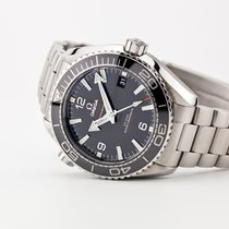Omega Seamaster Planet Ocean Steel 43.5mm Black Arabic numerals United States of America, New Jersey, Oradell