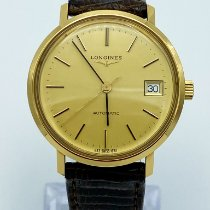 Longines 633 Swiss 1620 Very good Steel 34mm Automatic