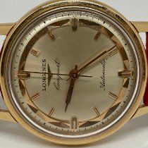 Longines Conquest Good Yellow gold Automatic