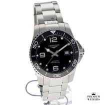 Longines HydroConquest L3.782.4.56.6 New Steel 43,00mm Automatic