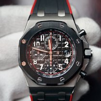 Audemars Piguet Royal Oak Offshore Chronograph Steel 42mm Black Arabic numerals United States of America, Florida, Orlando