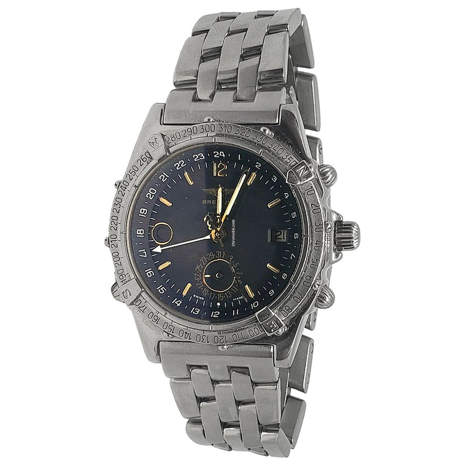 Breitling B15507 pre-owned