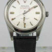 Rolex Milgauss Steel 38mm Silver No numerals United States of America, Florida, Key Biscayne