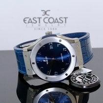 Hublot Classic Fusion Blue Titanium 45mm United States of America, Florida, Miami
