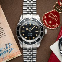 Tudor Submariner Steel 40mm Black No numerals United States of America, California, SAN MATEO
