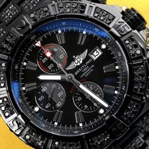 Breitling Super Avenger Steel 43mm Black United States of America, New York, New York