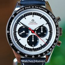 Omega Speedmaster Professional Moonwatch Acero 19mm Plata