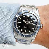 Rolex Submariner (No Date) Acier 37.5mm