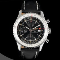 Breitling Navitimer World Steel 46mm Black No numerals South Africa, Pretoria