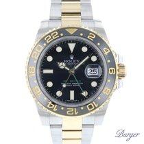 Rolex 116713LN Acero y oro 2007 GMT-Master II 40mm usados