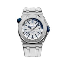 Audemars Piguet Royal Oak Offshore Diver Steel 42mm United States of America, New York, New York