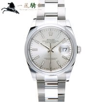 Rolex 126200 Steel 2019 36mm pre-owned