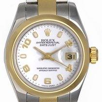 Rolex Lady-Datejust 26mm White Arabic numerals