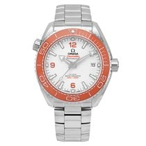 Omega Seamaster Planet Ocean Steel 43.5mm White United Kingdom, London