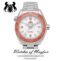 Omega Seamaster Planet Ocean Steel 43.5mm White United Kingdom, London