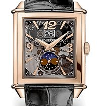 Girard Perregaux Vintage 1945 Or rose 36mm Transparent