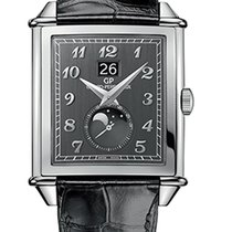 Girard Perregaux Vintage 1945 Acier 36mm Gris
