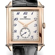Girard Perregaux Vintage 1945 new 2021 Automatic Watch with original box and original papers 25880-52-721-BB6A