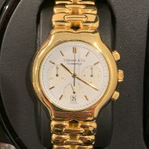Tiffany Yellow gold 40mm Automatic pre-owned Australia, Elsternwick