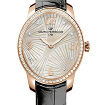 Girard Perregaux Cat's Eye 80493D52A763-CK6A New Rose gold 34mm Automatic