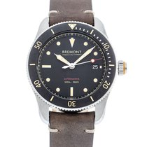 Bremont Steel 40mm Automatic S301/BK pre-owned United States of America, Georgia, Atlanta