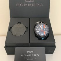 Bomberg 45mm Chronograph BS45CHPBA.059-6.10 pre-owned
