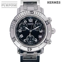 Hermès Steel 34mm Quartz CL2.310 pre-owned