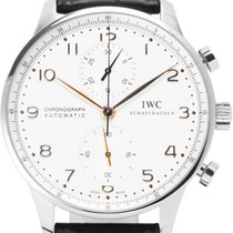 IWC Portuguese Chronograph IW371445 2018 pre-owned