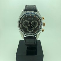 Zenith El Primero 36'000 VpH new 2020 Automatic Watch with original box and original papers 51.2040.400/91.C496