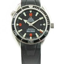 Omega Seamaster Planet Ocean 42mm Schwarz