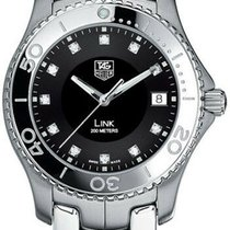 TAG Heuer WJ11130 Steel 2000 Link Quartz 39mm pre-owned United States of America, California, Simi Valley