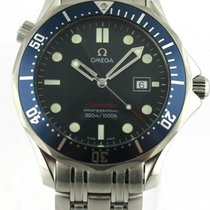 Omega 2221.80.00 Steel 2000 Seamaster Diver 300 M 41mm pre-owned United States of America, California, Simi Valley