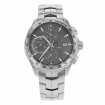 TAG Heuer Link Calibre 16 Steel 43mm United States of America, California, Simi Valley
