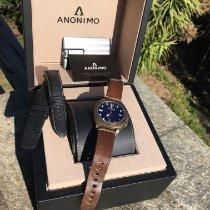 Anonimo Bronze 46mm Remontage automatique Bronze nouveau France, Brando