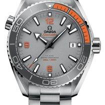 Omega 215.90.44.21.99.001 Titanio 2020 Seamaster Planet Ocean 43.5mm nuevo