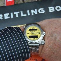 Breitling Emergency E76321 2008 подержанные