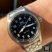 IWC Pilot's Watch Automatic 36 nuevo 2020 Reloj con estuche y documentos originales